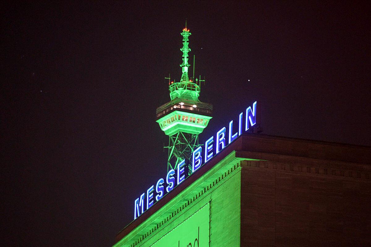 Messegelände und Funkturm | Foto: © Messe Berlin
