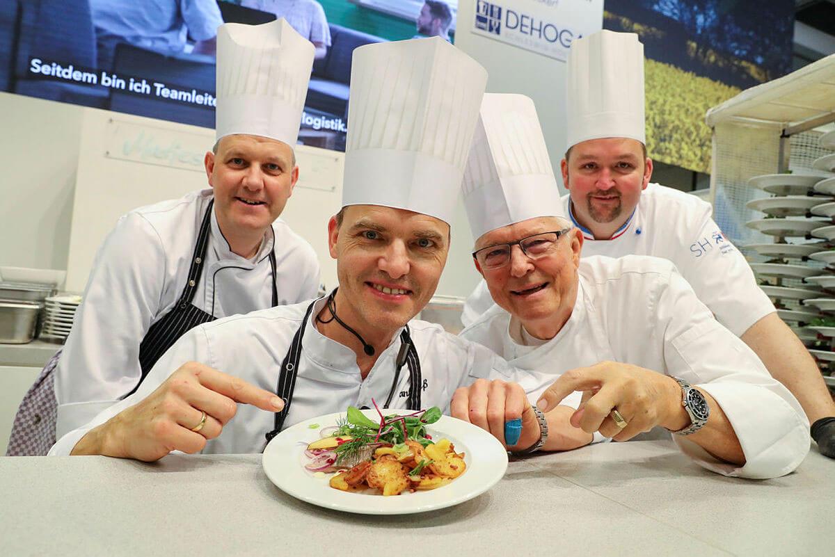 Kulinarische Genüsse | Foto: © Messe Berlin