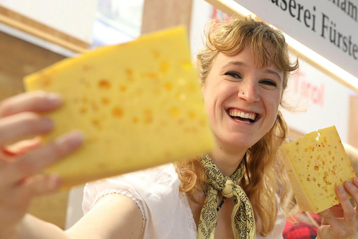 Leckere Lebensmittel | Foto: © Messe Berlin