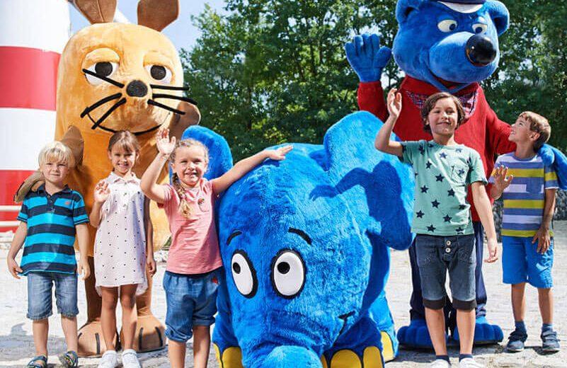 Persönlicher Tipp des Loyerhofs: Das Ravensburger Spieleland mit seinen unvergesslichen Attraktionen und Themenwelten