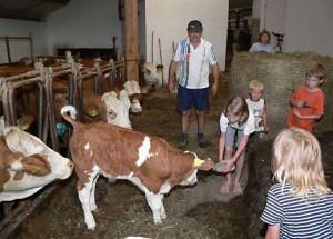 Echter Bauernhofurlaub im Bayerischen Wald