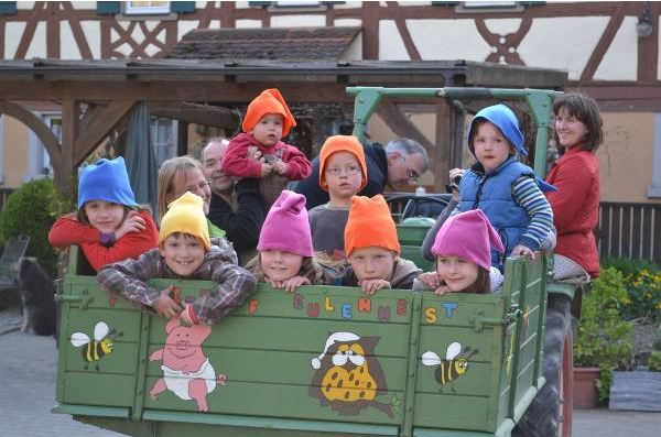 "Fränkisches Kinderparadies ""Eulennest"""