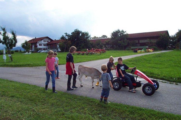 Kinderfuhrpark auf dem Salenberghof