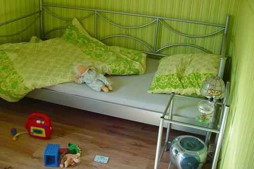Kinderzimmer Haus Pfalzgrafstein