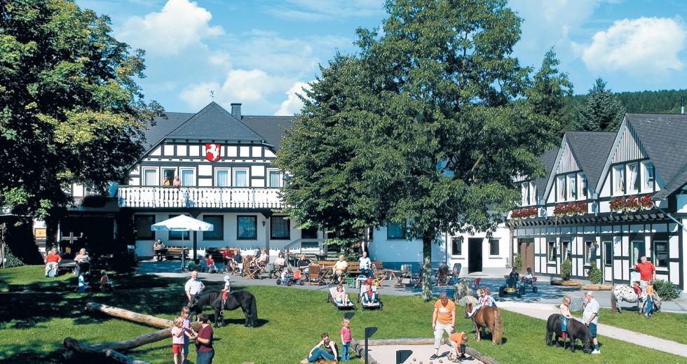 Reiter- und Kinderparadies Landhaus Schulte-Göbel im Sauerland