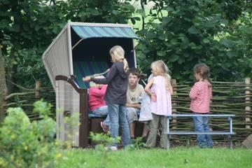 Bauernhofurlaub auf der Halbinsel Eiderstedt