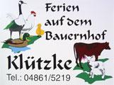 Logo Ferienbauernhof Klützke