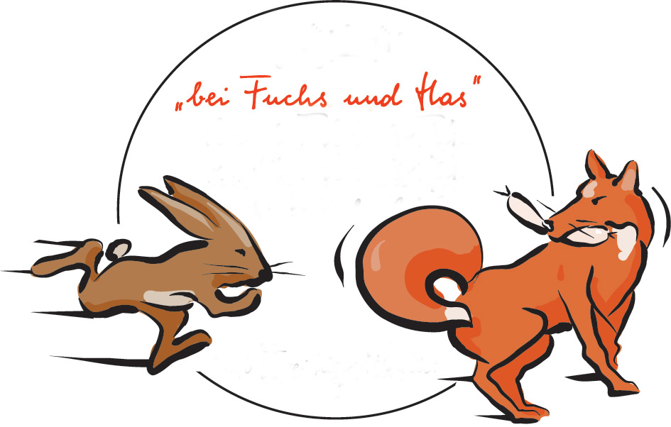 Logo bei Fuchs und Has