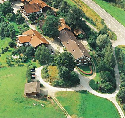 Luftbild vom Muhrhof