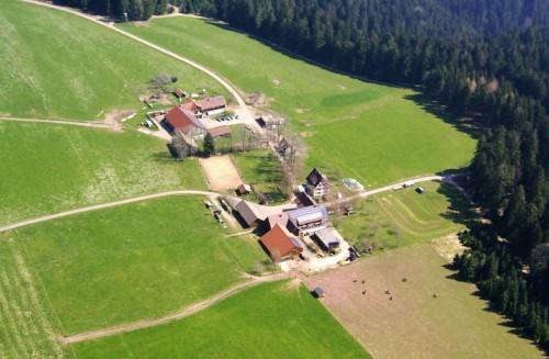 Luftbild von Hinterrötenberg