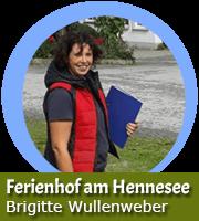 Brigitte Wullenweber - Ferienhof am Hennesee