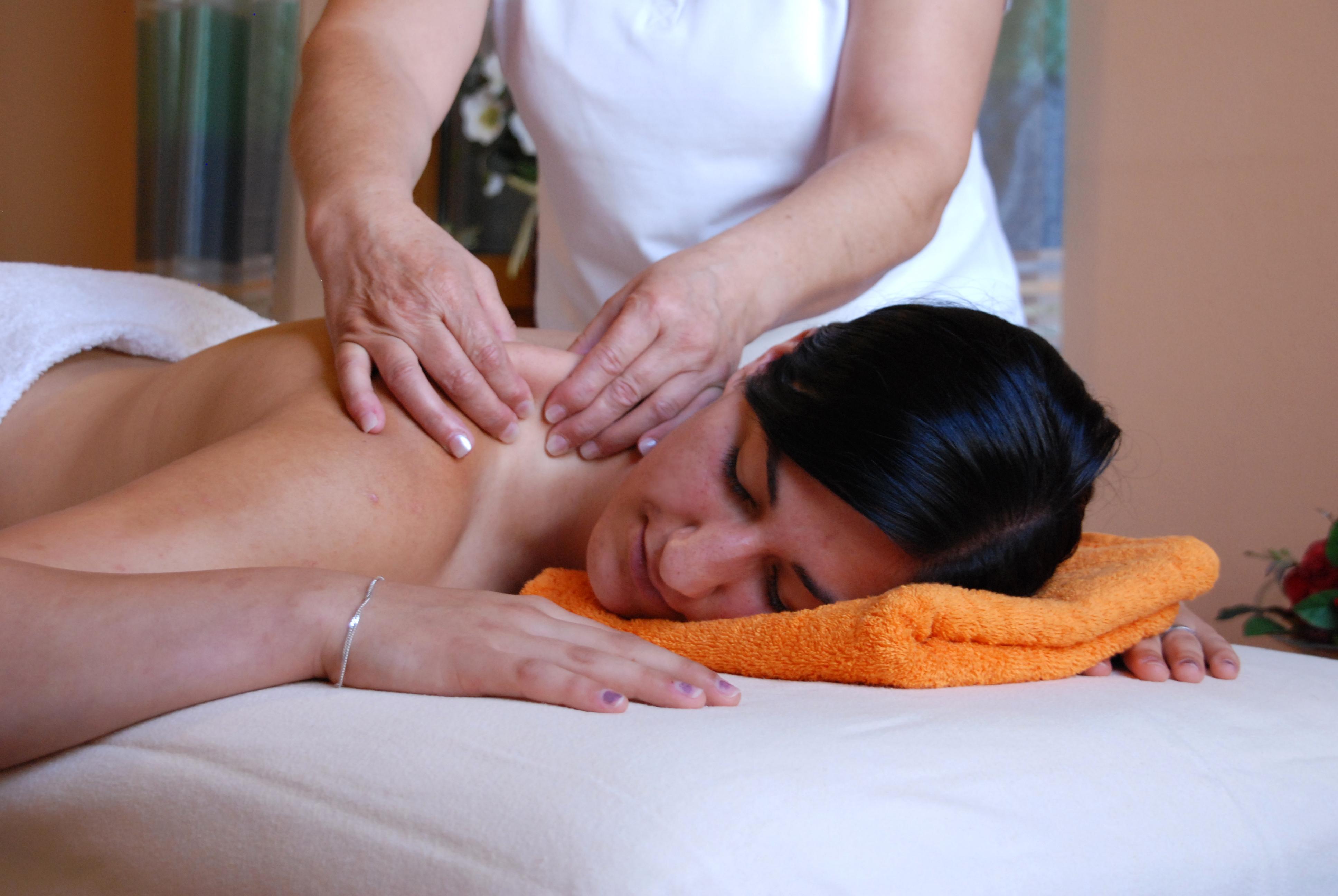 Massage auf dem Ferienhof Kilger
