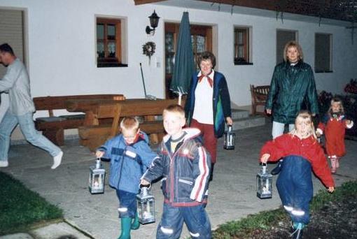 Nachtwanderung durch den Lallinger Winkel