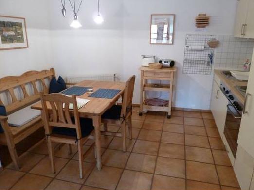 Offene Küche - Wohnung 1