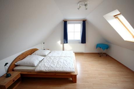 Schimmelreiter-Schlafzimmer