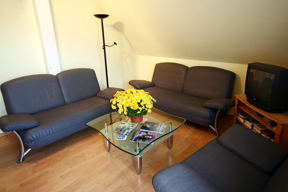 Schimmelreiter-Wohnzimmer