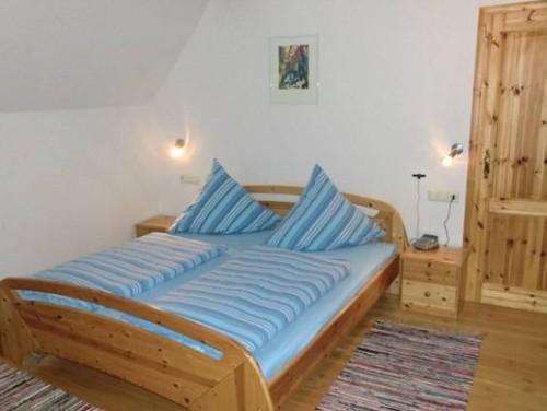 Schlafzimmer auf dem Walterhof