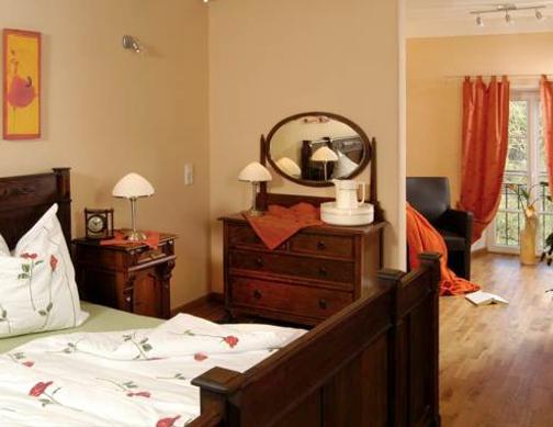 Schlafzimmer Tenne