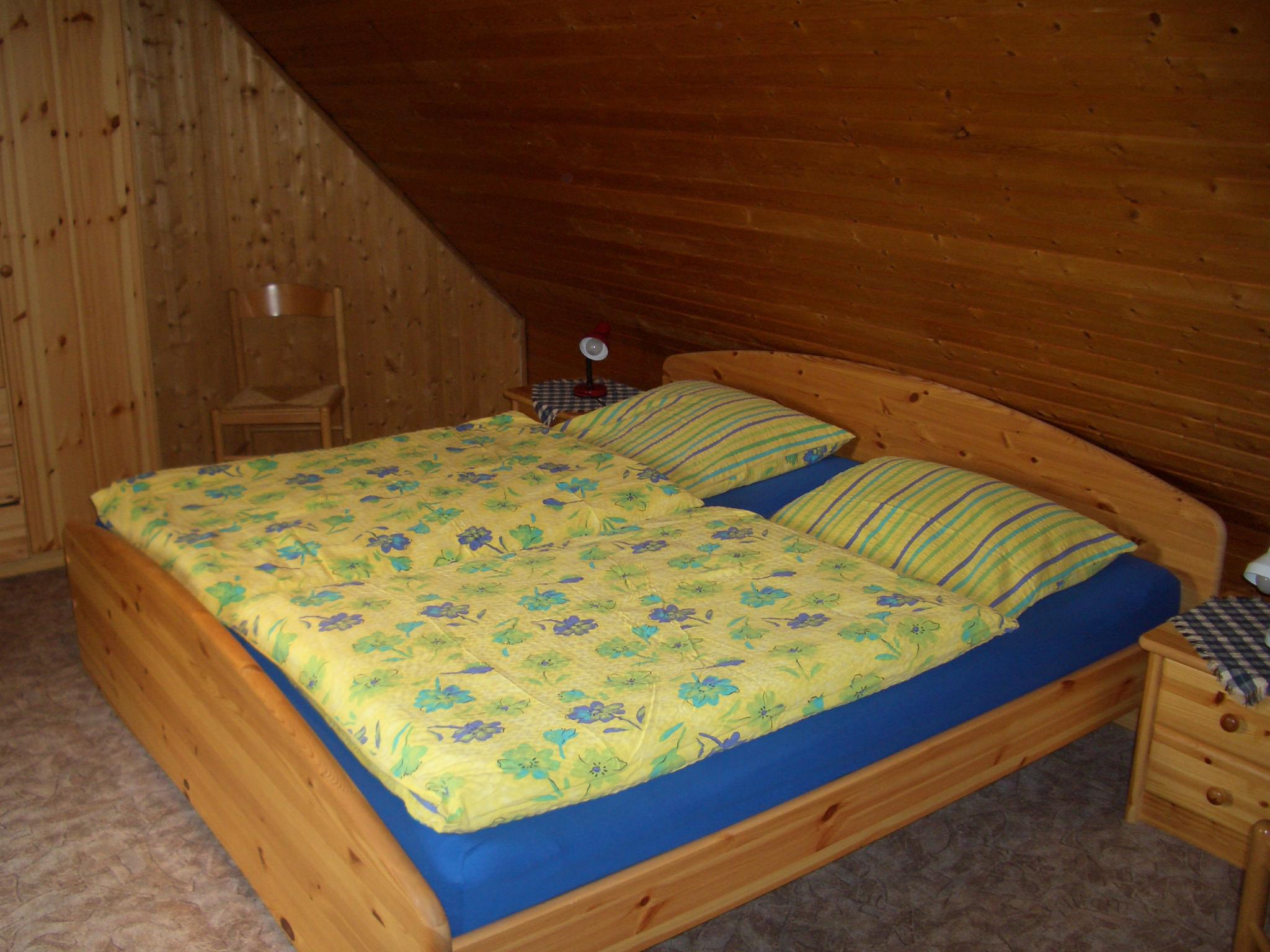 Schlafzimmer auf dem Cohrshof