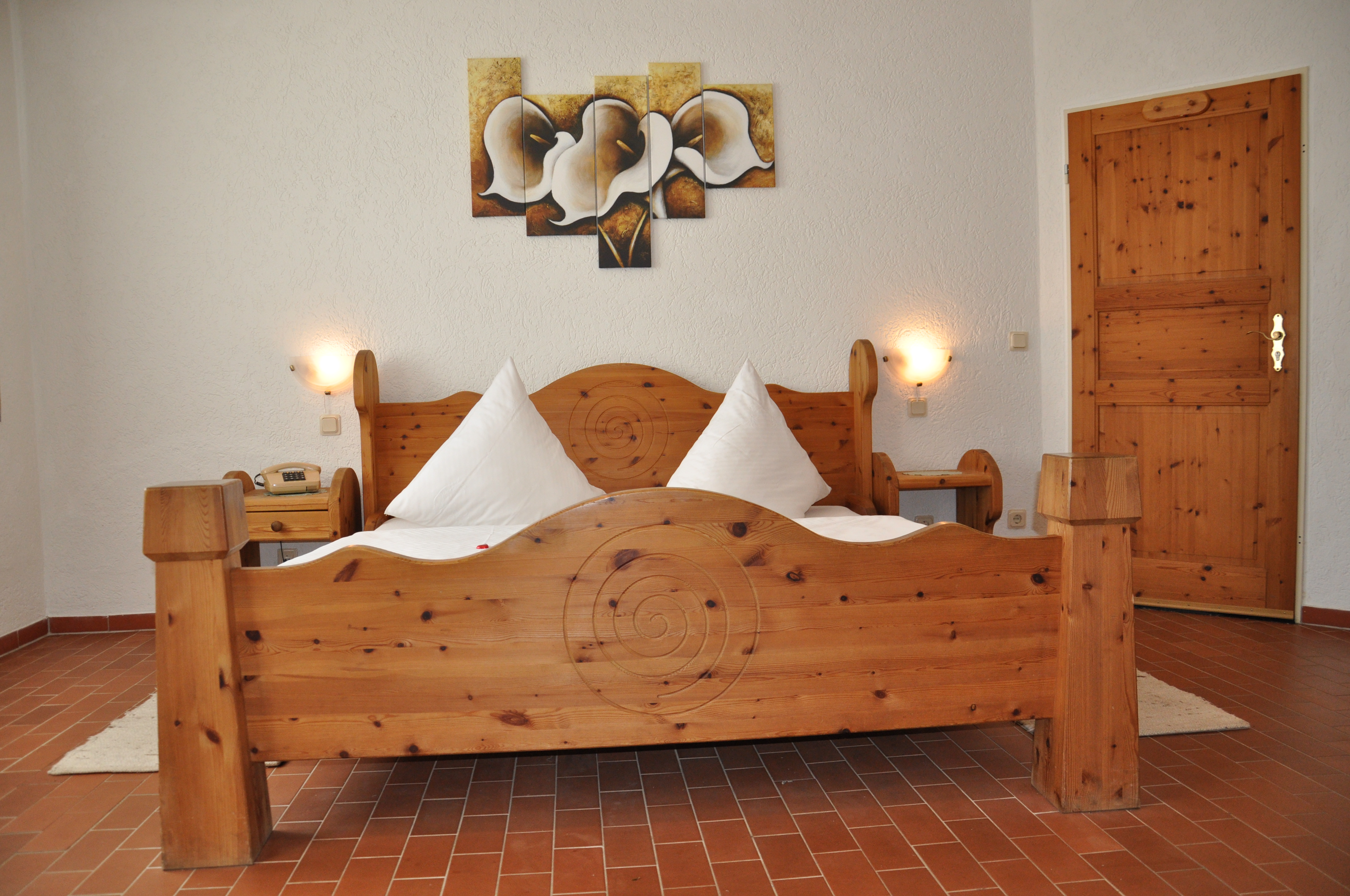 Schlafzimmer auf dem Reiter - & Erlebnisbauernhof Berlinchen
