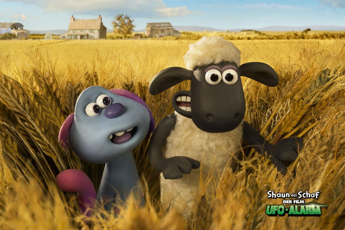 Shaun das Schaf - Der Film UFO ALARM
