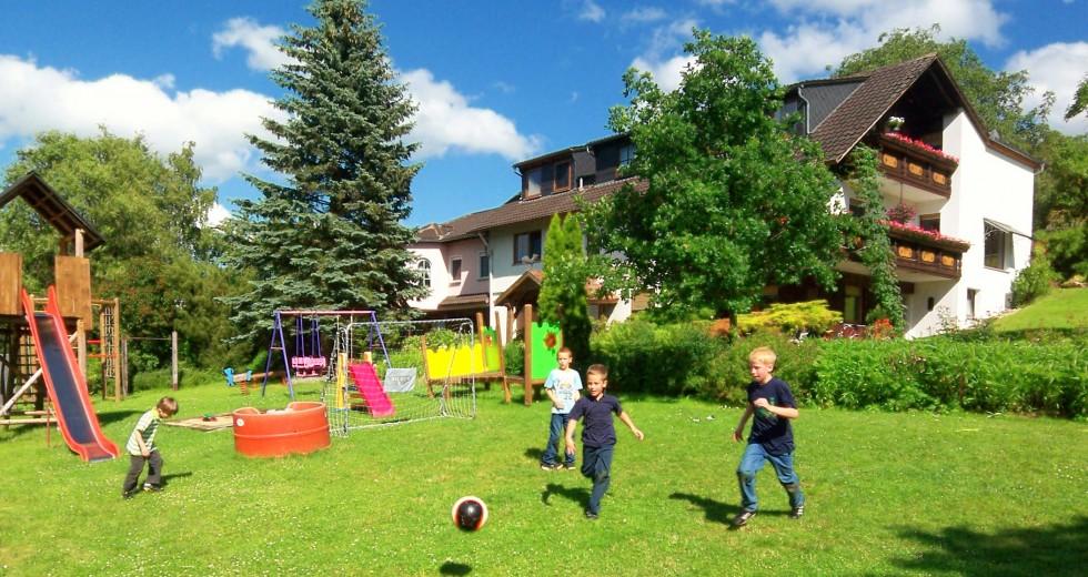 Urlaubsspaß für die ganze Familie auf dem Ferienhof Müller im Lieblichen Taubertal