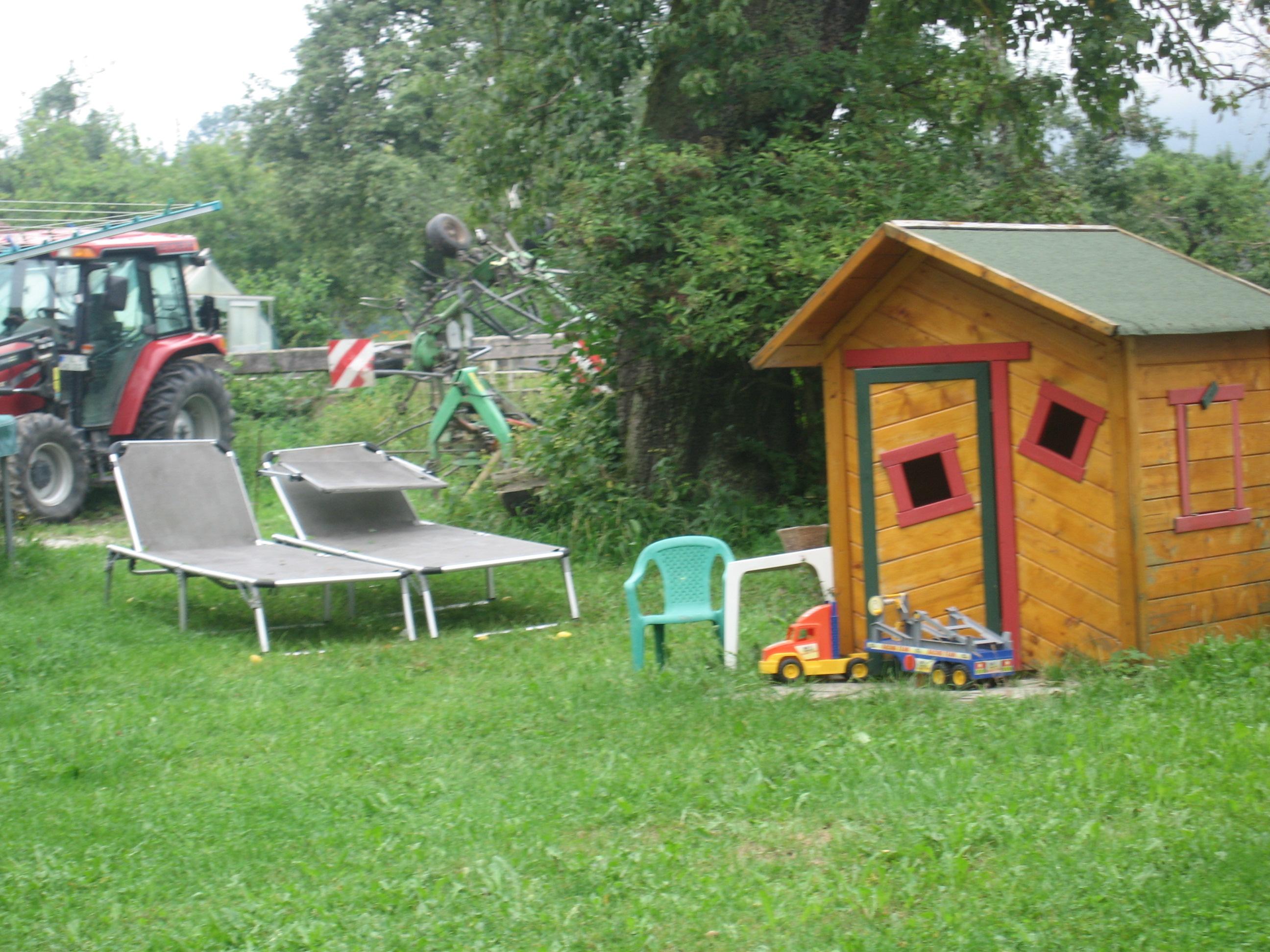 Spielhaus auf dem Vorderlipphof