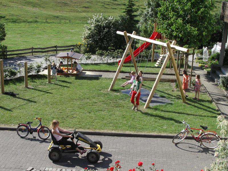 Spielplatz auf dem Schellen Hof
