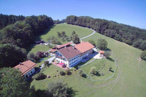 Hofansicht Taffenreutherhof