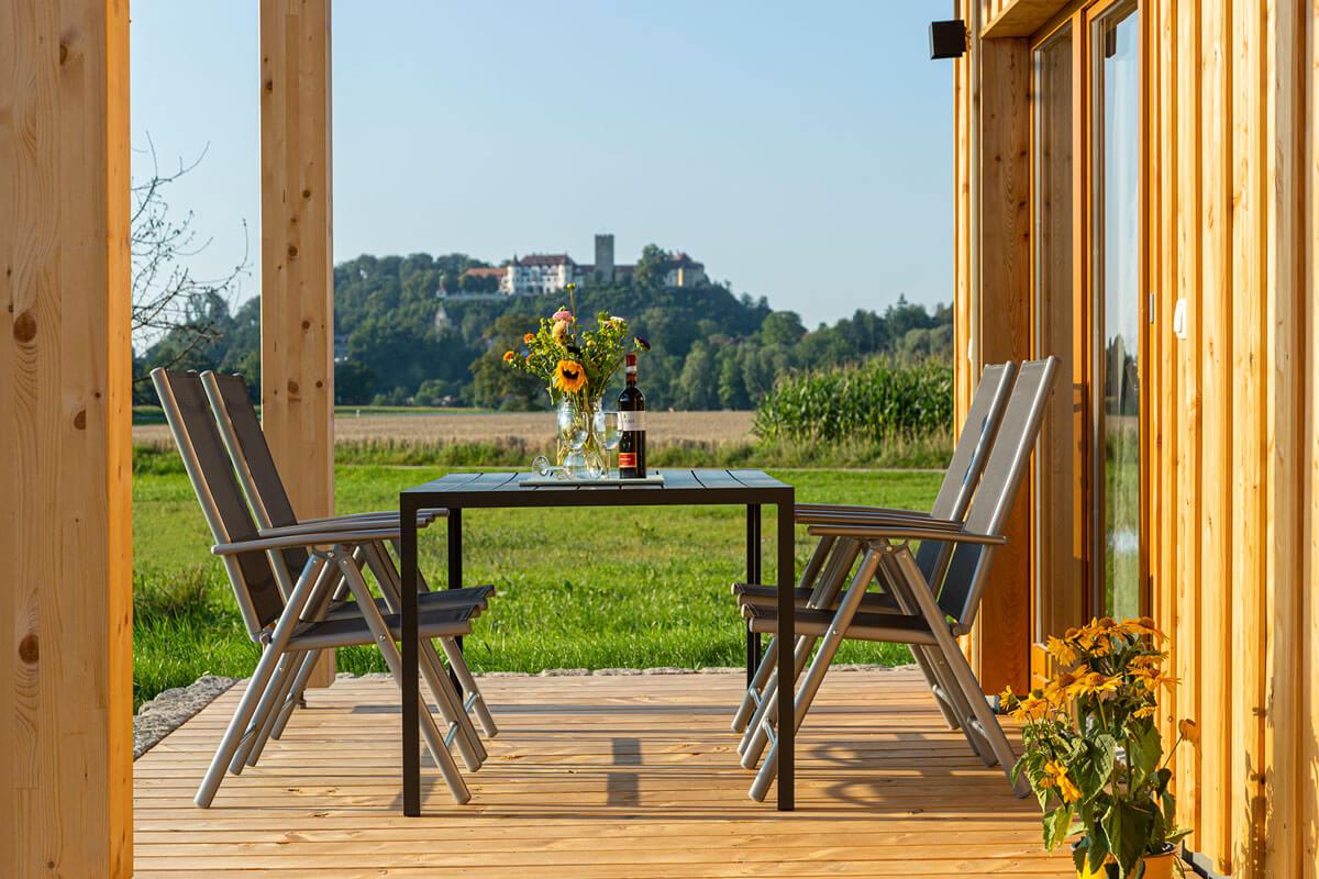Herrlich Entspannen in wunderschöner Natur - Niederauer Hof