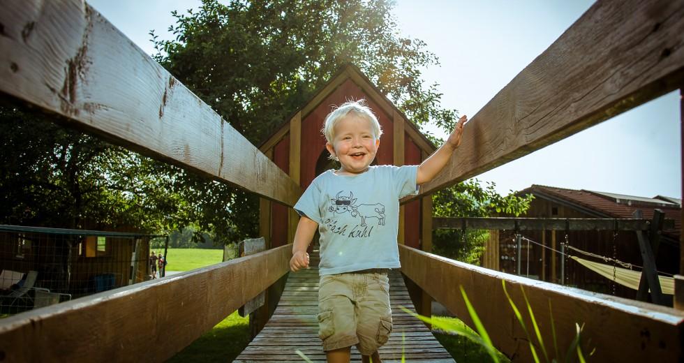 Herbstwandertraum für Familien auf dem Ferien- und Kräuterlandhof Baur