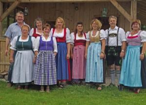 Interview mit Rosemarie Reiter von der Anbietergemeinschaft Urlaub auf dem Bauernhof Rupertiwinkel Berchtesgaden
