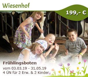 Frühlingsboten - Wiesenhof