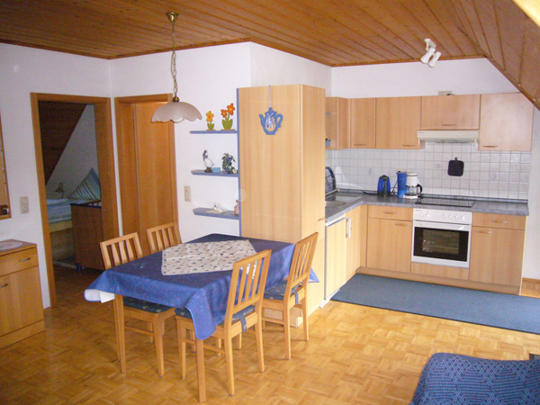 Wohnung-Essbereich