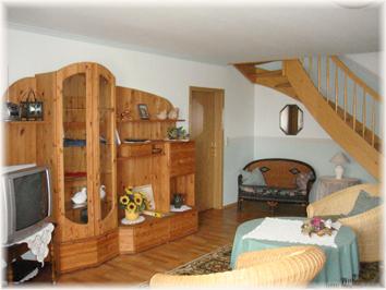 Wohnzimmer ant Diek auf dem Ferienhof Baller-achtern-diek1