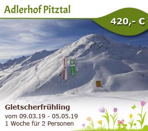 Gletscherfrühling - Springtime