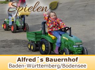 Alfred´s Ferienbauernhof
