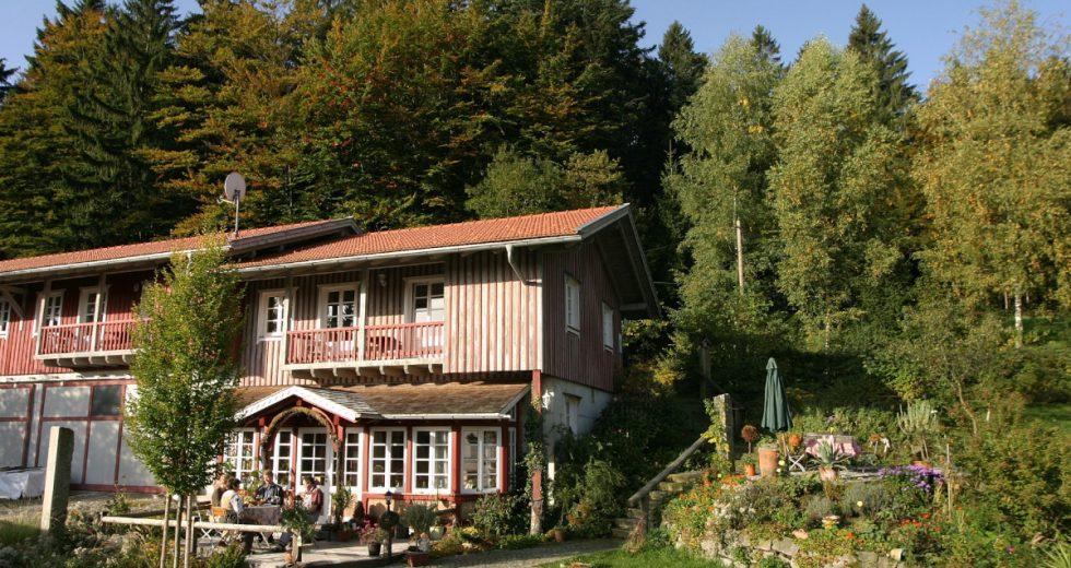 4-Sterne-Erlebnisferien für Familien im Bayerwald auf dem Ferienhof Fürst