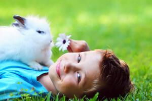 Ostern auf dem Bauernhof erleben