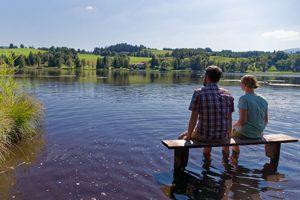 Persönlicher Tipp vom Ferienhof Dürr – Erlebnisreicher Familienausflug zum Soier See bei Bad Bayersoien