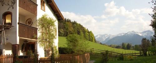 Der Bucherhof in Fischbachau/Elbach