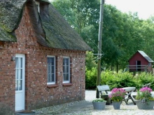 das Ferienhaus auf dem Liethshof