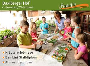 Daxlberger Hof - Jubiläumstipp