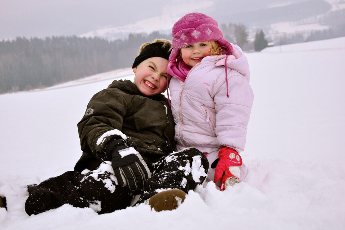 Winter am Ederhof