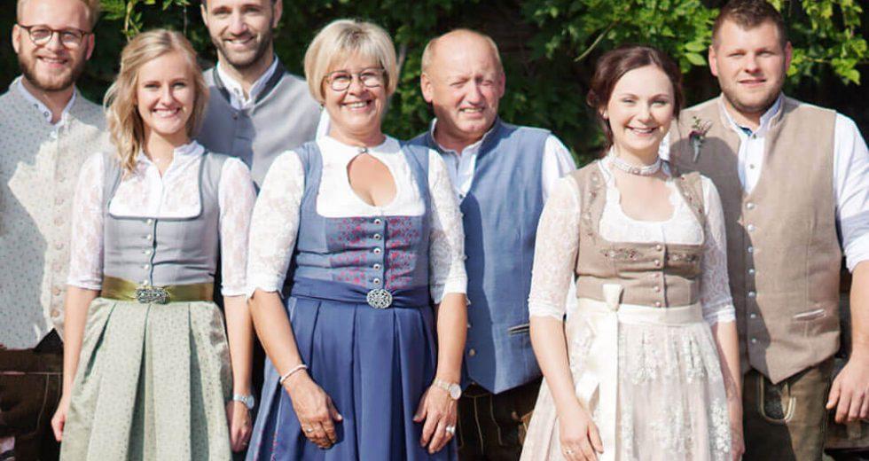 Familien-Komforturlaub auf dem Ederhof im Bayerischen Wald