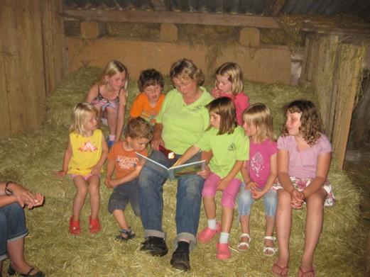 Familie Schempp - Vorlesen