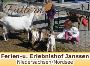 Weitere Informationen zum Ferien- und Erlebnisshof Janssen
