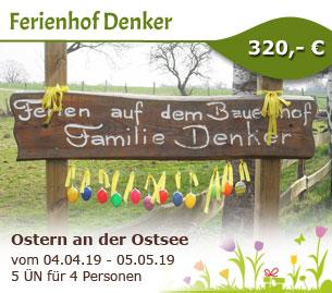 Oster-Angebot Ferienhof Denker