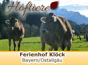 Weitere Informationen zum Ferienhof Klöck
