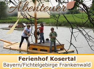 Weitere Informationen zum Ferienhof Kosertal